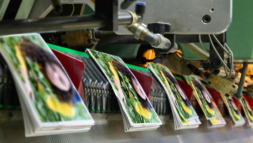 Brochures Printing Toronto & Mississauga