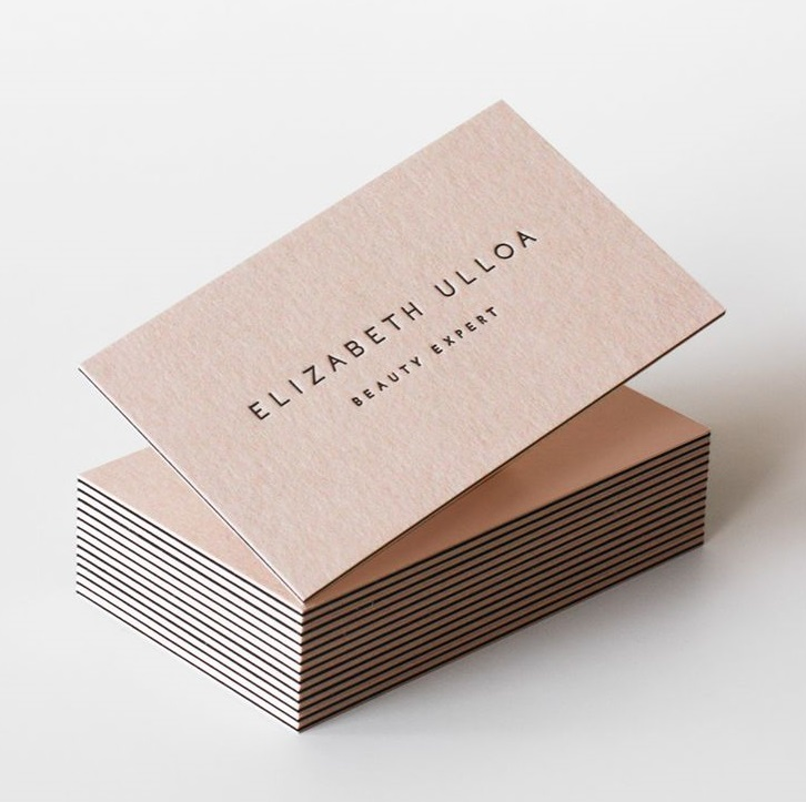 Important Considerations When Printing Your First Business Card