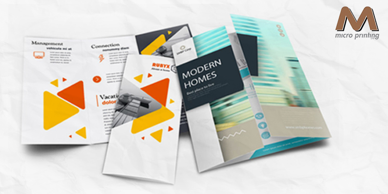 6 Popular Brochure Folds to Know About