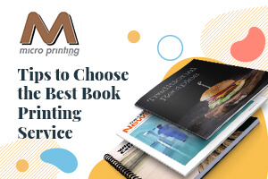 How to Choose a Reliable Book Printing Service (6 Tips)