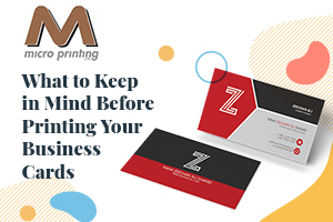 How to Get Printing Companies to Make  Perfect Business Cards