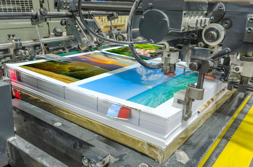 Offset Printing Toronto & Mississauga